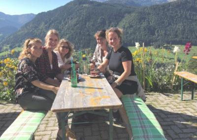 Oostenrijk Lunch